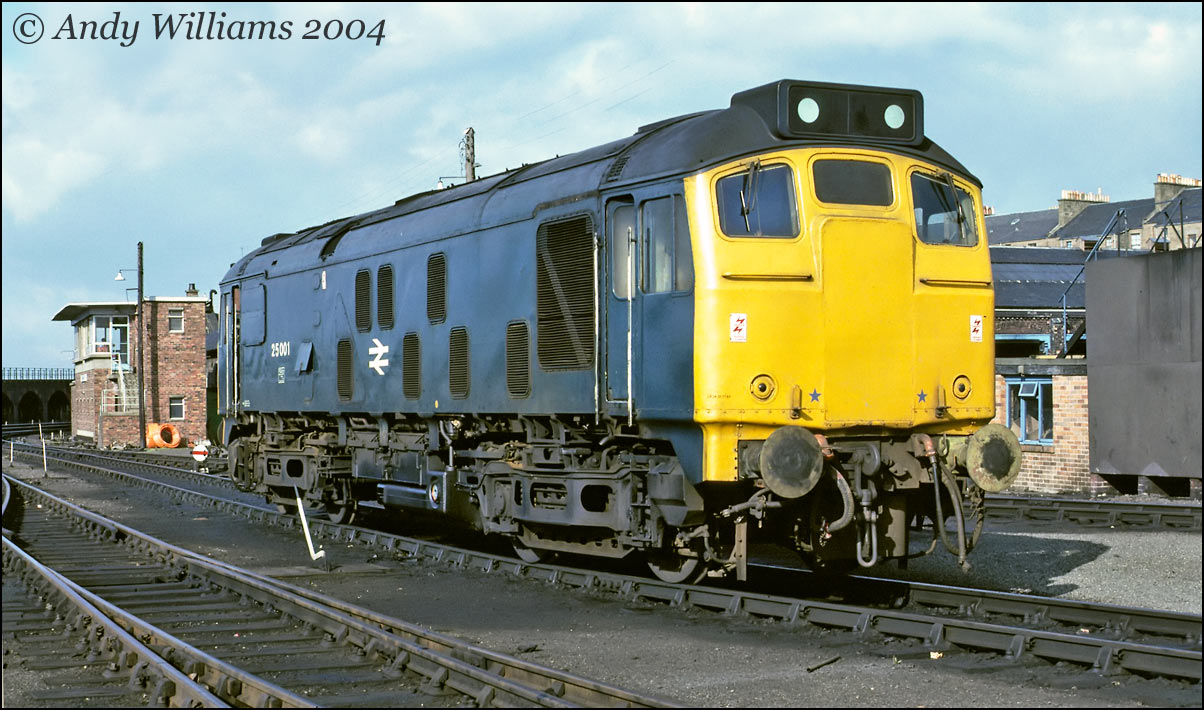 25001 at Dundee