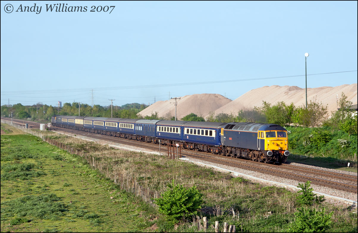47805 at Wichnor Jct