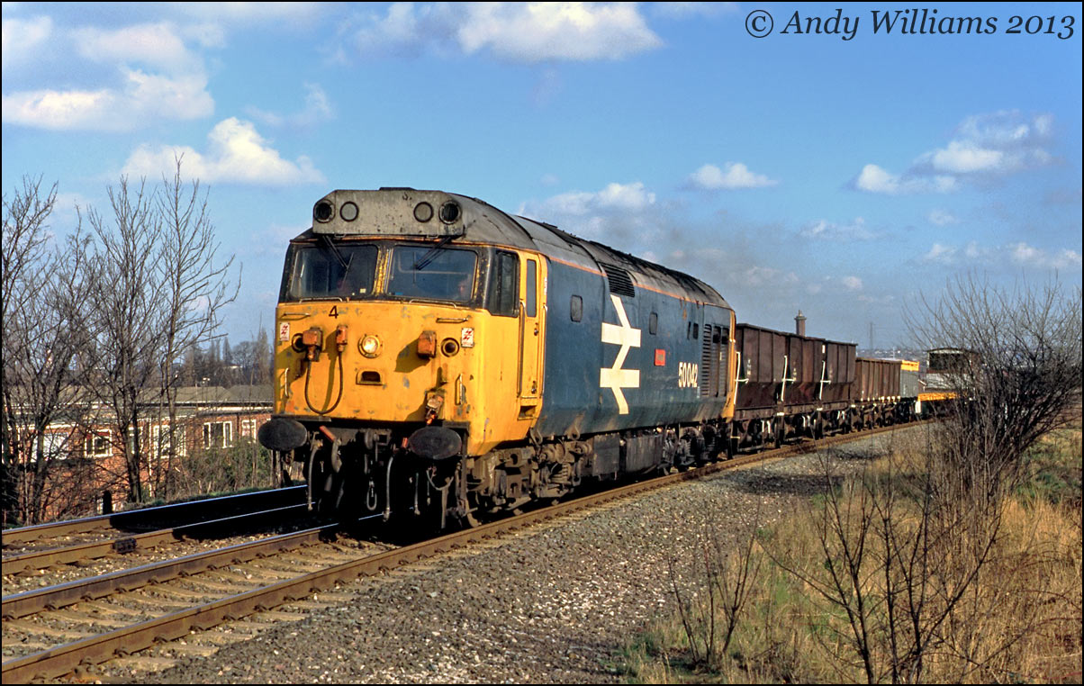 50042 near Dudley Port
