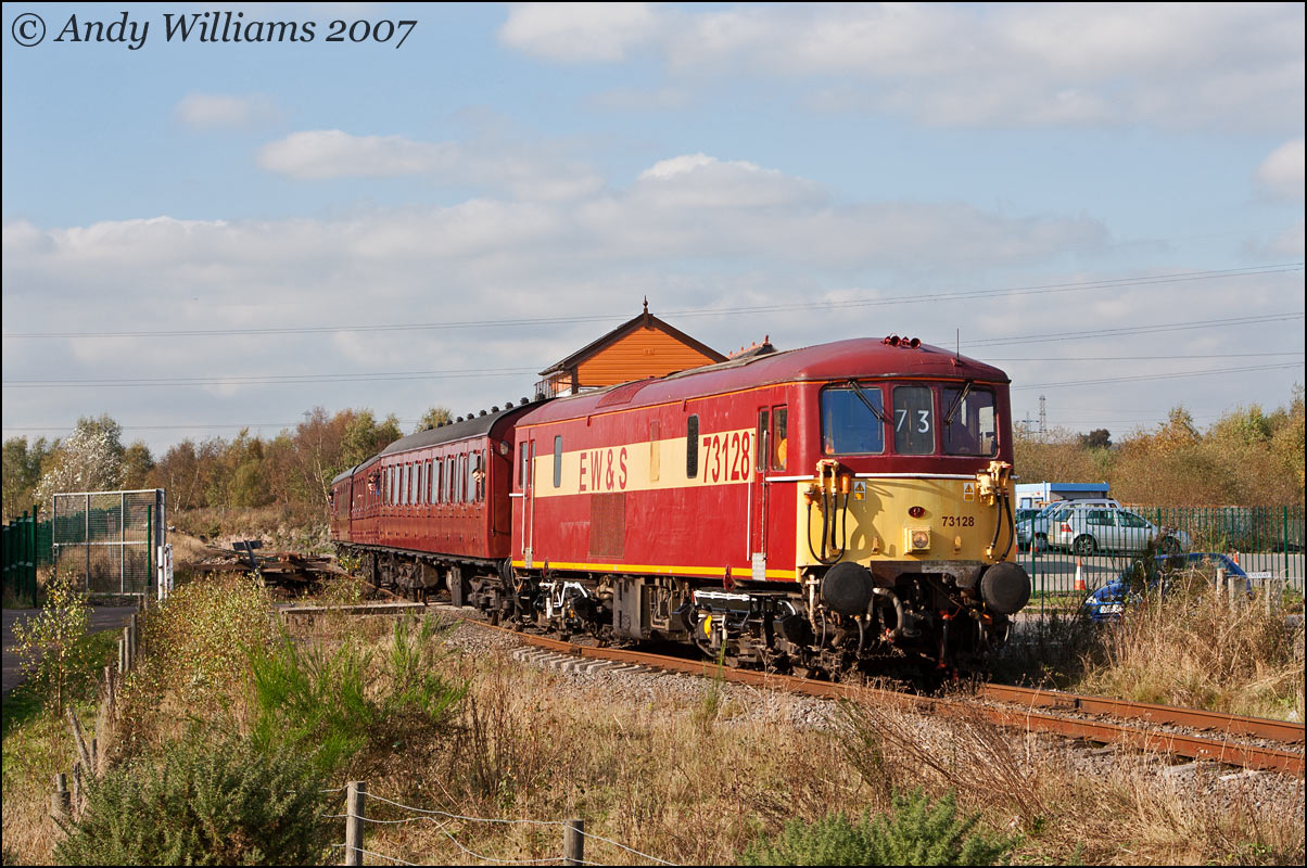 73128 at Chasewater Heaths