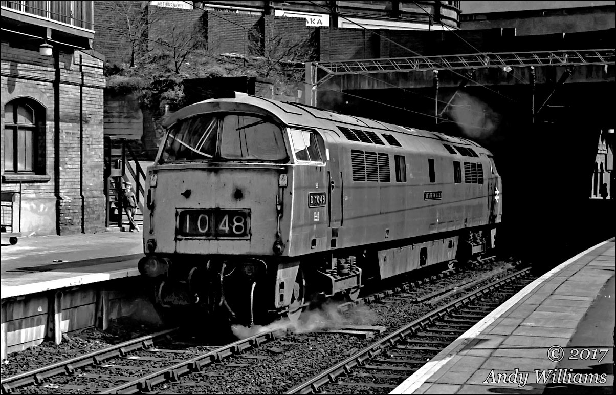 D1048 at Birmingham New St