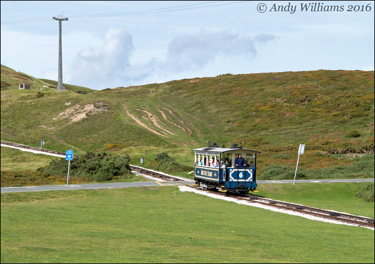 Great Orme Tramway number 6