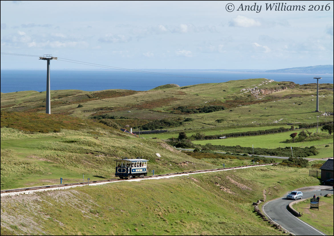 Great Orme Tramway number 7