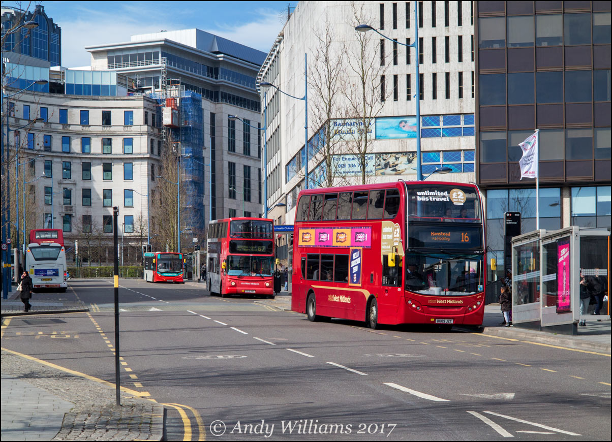 4799 in The Priory Queensway, Birmingham