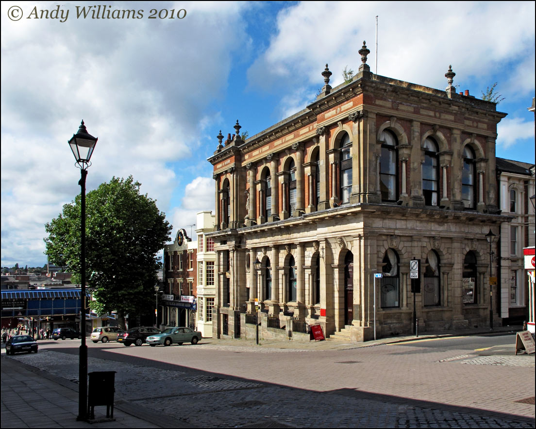 Walsall Guild Hall