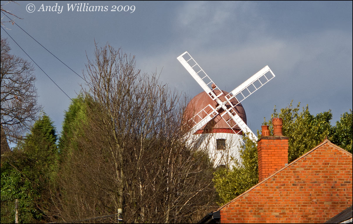 The Windmill at Wednesbury