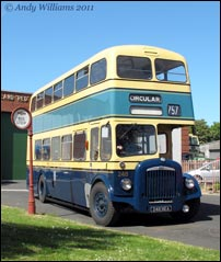 West Bromwich bus 248 at Wythall