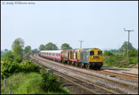 20142 and 20227 at Elford