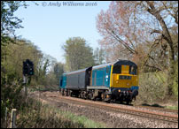 20142 and 20205 near Whitacre Jct