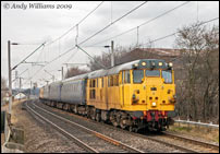 31285 passing Coseley
