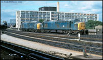 37205 and classmate at Bristol Temple Meads