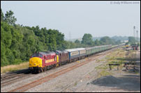 37406 and 37416 passing Kingsbury