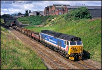 50018 near Dudley Port