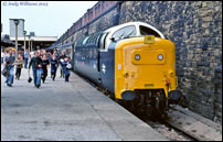 55018 at Sheffield Midland
