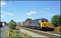 56004 passing Wylde Green