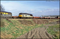 56032 on Bescot Curve