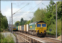 66504 near Tame Bridge