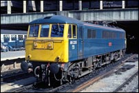 86220 at Birmingham New St