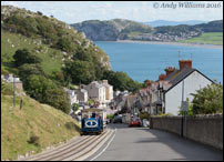Great Orme tramway, car 5