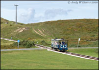 Great Orme tramway, car 6