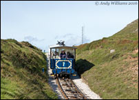 Great Orme tramway, car 7
