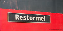 Restormel nameplate on 47732