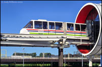 Merry Hill monorail